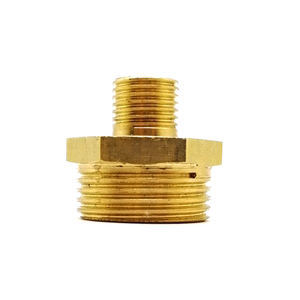 Wholesale Hydraulic Hex Hose Brass Plumbing Nipple Fitting
