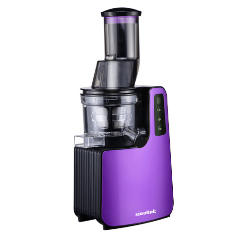 New Design Low Speed Big Mouth Slow Juicer