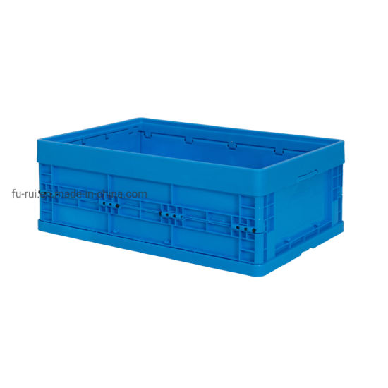 Add to Comparesharestackable Plastic Foldable Crate Collapsible Box for Sale pictures & photos