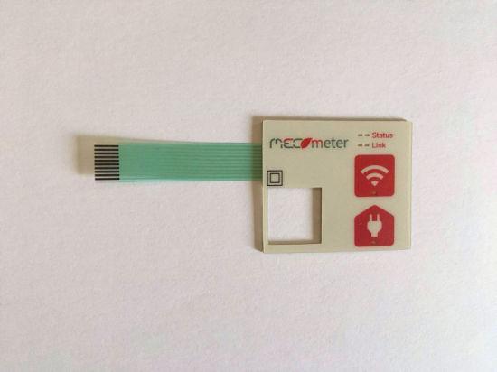 Custom LEDs Membrane Switch Keyboard