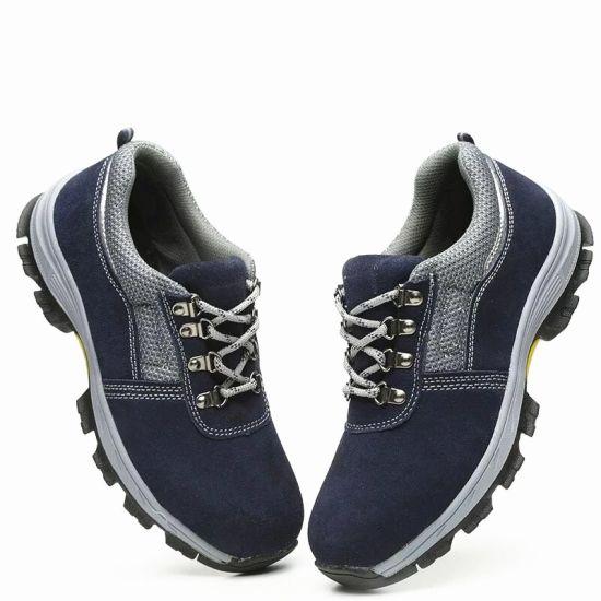 China Woodland Safety Shoes Steel Toe