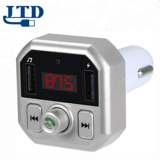 Car MP3 Music Player Bt 5.0 FM Transmitter