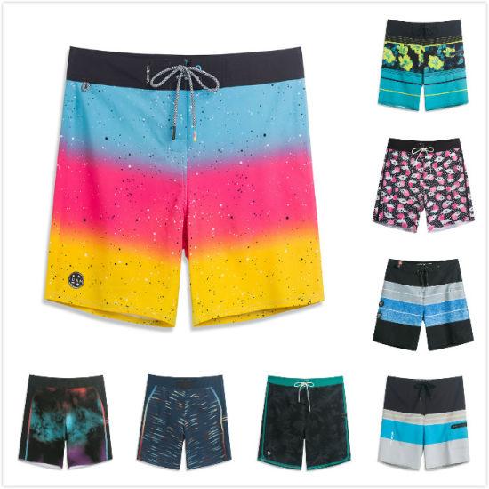 2021 New Designs Surf Shorts Custom Mens Boardshorts