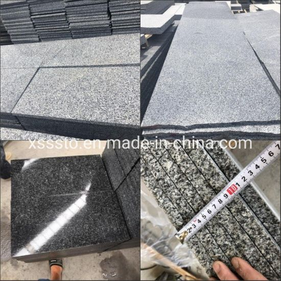 Hot Sale Natural Stone Chinese New G654 Gray Granite Tiles & Slabs