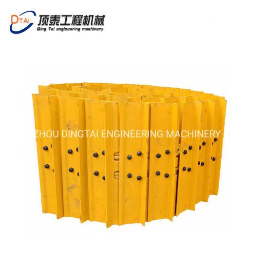 China Manufacturer Bulldozer D6d Steel Track Shoes