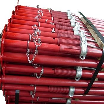 Galvanized or Painting Scaffolding Adjustable Steel Prop