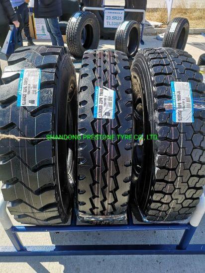 Triangle Long March Aeolus Linglong Giti Double Coin Doupro Doublecoin Gt Radial Brand Truck OTR Tires 7.50r16 11r22.5 12.00r24 13r22.5 315/80r22.5 385/65r22.5