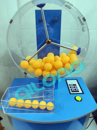 China Bet Lottery Lucky Powerball Drawing Machine China Lottery Machine And Casino Machine Price