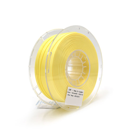 Popular 3D Printer Filament Silk PLA Texture Feeling Luster Printing Material PLA Filament pictures & photos