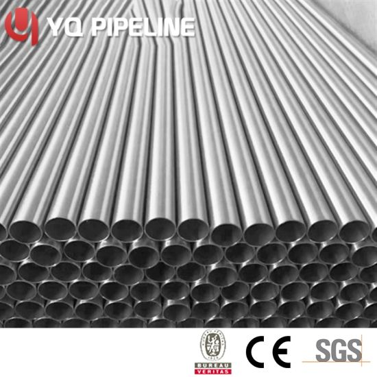 254smo Corrosion Resistant Austenitic Stainless Steel Pipe