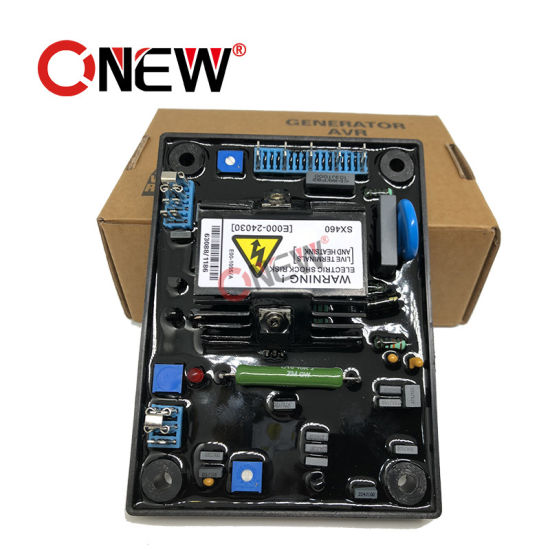 SX460 Automatic Volt Voltage Regulator  AVR for brushless Generator alternator