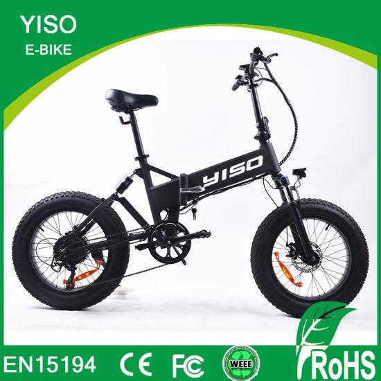 48V 500W 26'*4.0 Full Suspention Battery Electric Bike