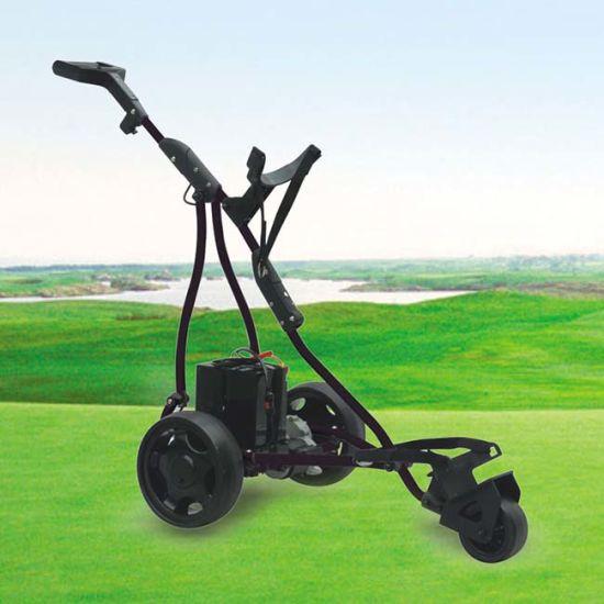 CE Approval Hand Grip Golf Electric Trolley (DG12150-B)