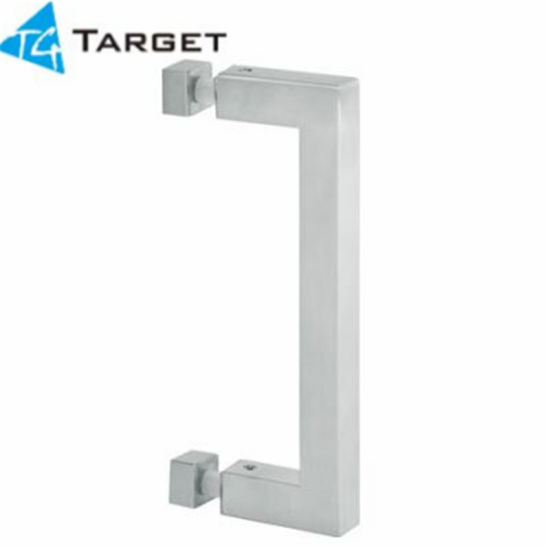 China Furniture Handle Stainless Steel Glass Cabinet Handle Dh