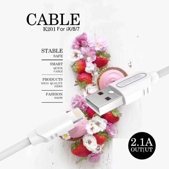 Lightning USB Data Cable TPE Material Cable for Apple iPhone 6 7 8 Plus X Xmax 11 11PRO Max