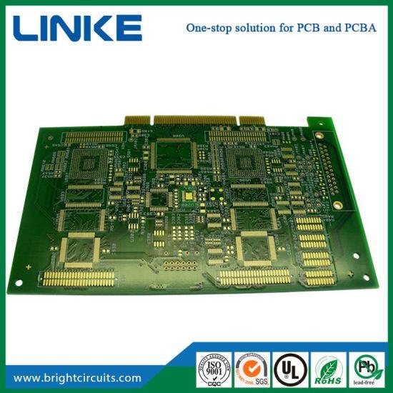 China RoHS Fr4 94V0 Small LED Main Circuit Board Material