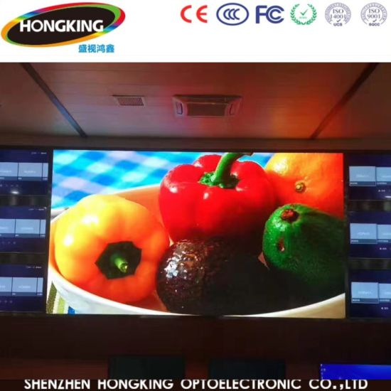 Video Display Function and Full Color Tube Chip Color RGB LED Panel P2 5