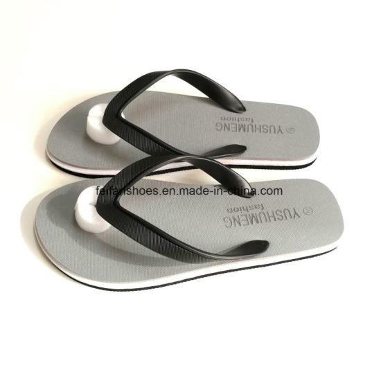 199e9844f Comfortable Men EVA Flip Flop PVC Slippers Male Summer Footwear Yx0627-5  pictures   photos