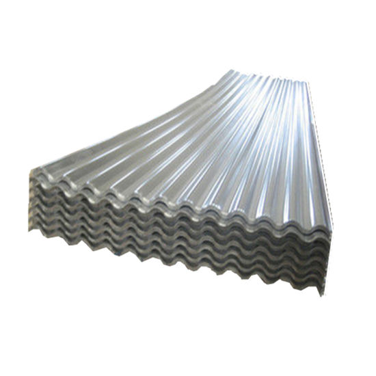 PPGI Corrugated Color Coated Galvanized Steel Roofing Sheet