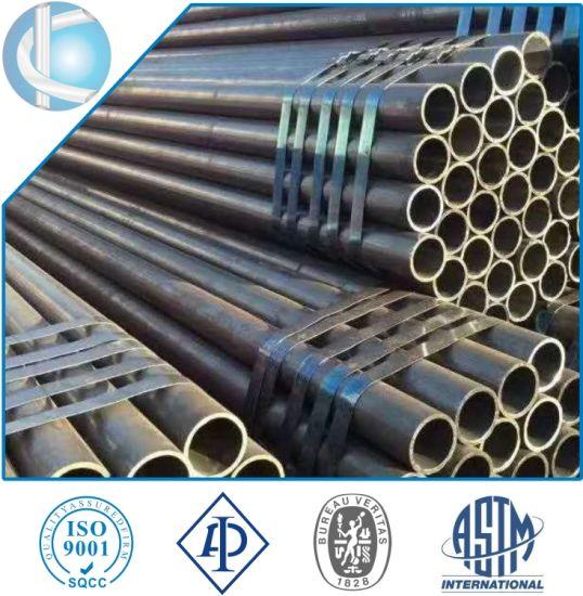 ASTM A106/A53 Gr. B/API 5L Gr. B /A179/A192/API 5CT J55/K55/N80 Carbon Seamless Steel Pipe