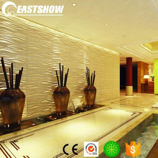2018 China Suppliers Decorative Wall Panel 3D (625*800mm) - China ...