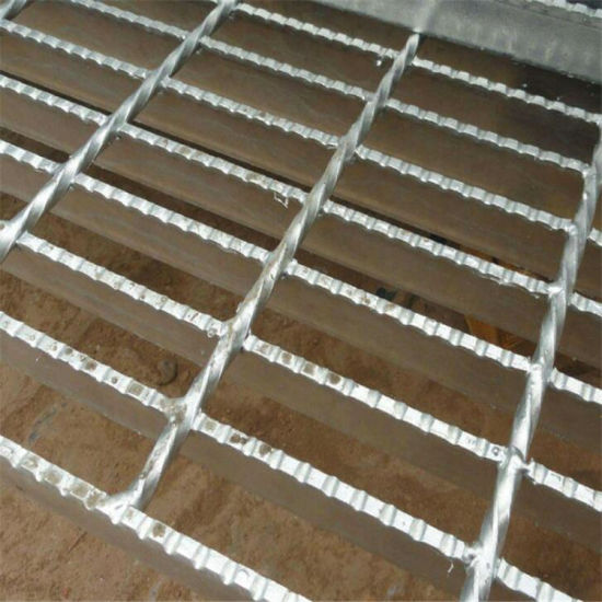Ss 304 316L Stainless Steel Welded Steel Grating