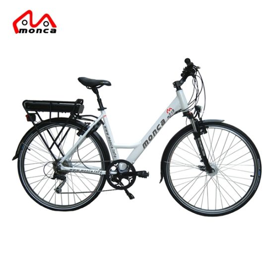 New Fashion Urban Electric Bicycle City E-Bike Electric Bike with Brushless Motor pictures & photos