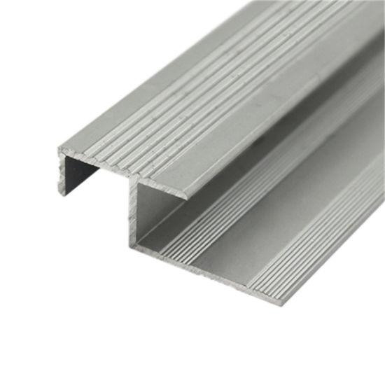 Aluminium Stair Nosing Strips