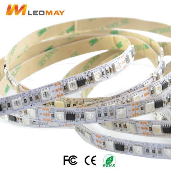 size 40 3dff9 4c6d4 MULT Color 5050 Magic Light 2811 LED Strip Light