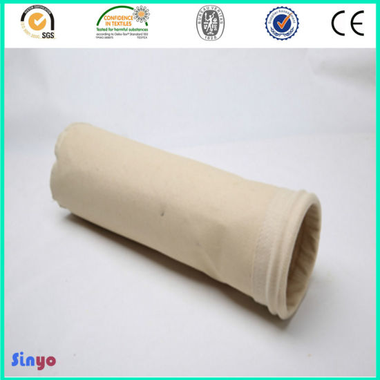 China Supply Competitive Price Cement Dust Filter Bag pictures & photos