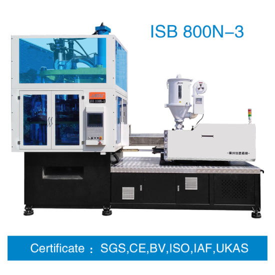 Jasu One Step Plastic Bottles Injection Stretch Blow Molding Machine