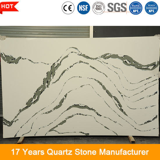 New Products Quartz Stone Slab pictures & photos