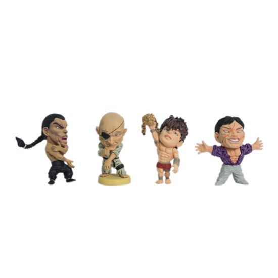 Plastic Mini Toy Figurine Set