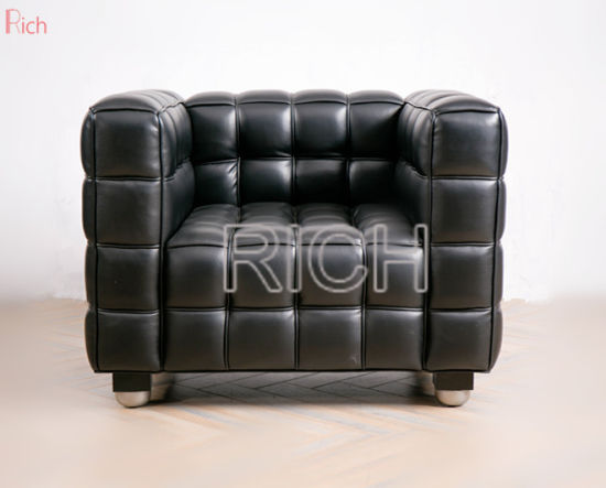Astounding Office Furniture Loveseat Chaise Lounge Kubus Office Sofa With Ottoman Machost Co Dining Chair Design Ideas Machostcouk