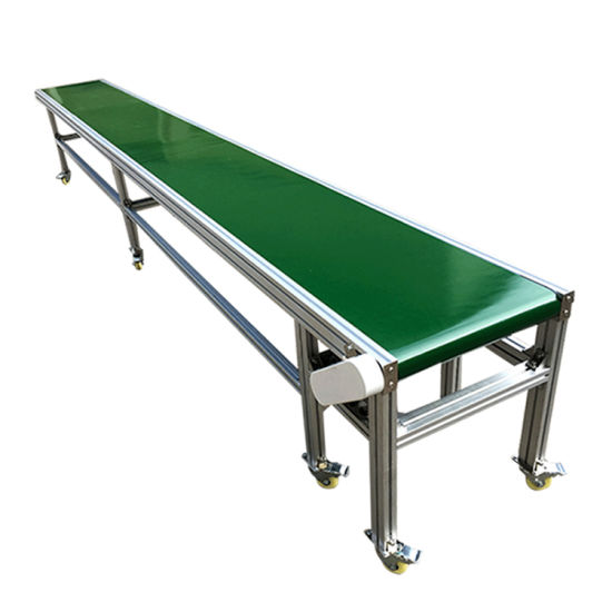 OEM Factory Small Rubber Conveyor Belt System Price