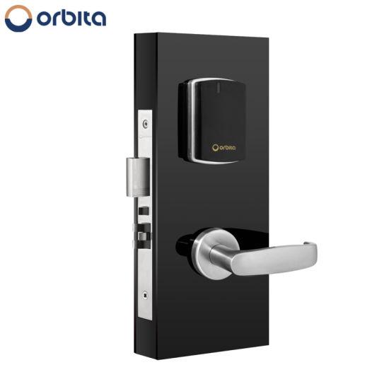 Modern 304 Stainless Rfid Keyless Entry System Door Lock