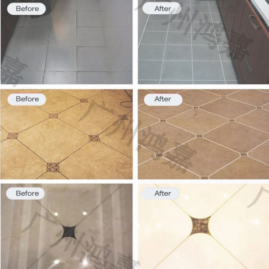 25 Types Colors Epoxy Resin Floor Ceramic Tile Grout Adhesive