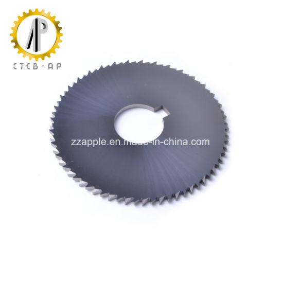 Tungsten Carbide Circular Saw Blade Slitting Knife