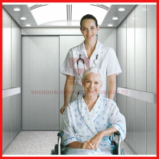 FUJI Hospital Patient Medical Bed Elevator From Elevator Manufacturer