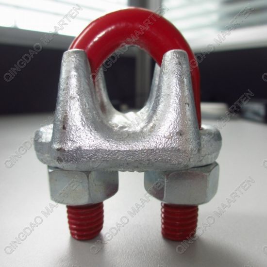 Drop Forged Italy Type Wire Rope Clips pictures & photos