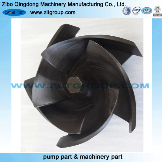 Ruhr Pump Stainless Steel Impeller pictures & photos