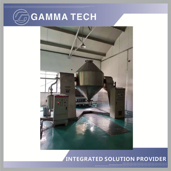 Syh Series Three-Dimensional Oscillating Mixer Is Suitable for High Uniformity Mixing of Pharmacy/Food/and Other Powdery and Granular Materials