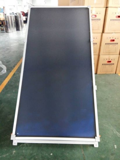 Flat Solar Collector (Germany blue Titanium coating)