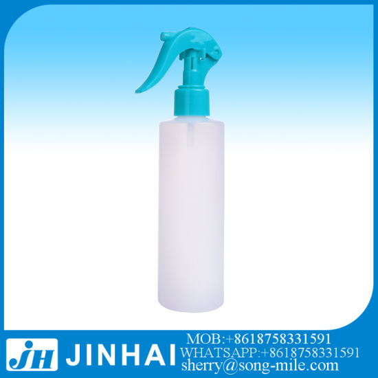 Pet Bottle with Plastic Mini Tigger Sprayer Gun Mist Sprayer pictures & photos