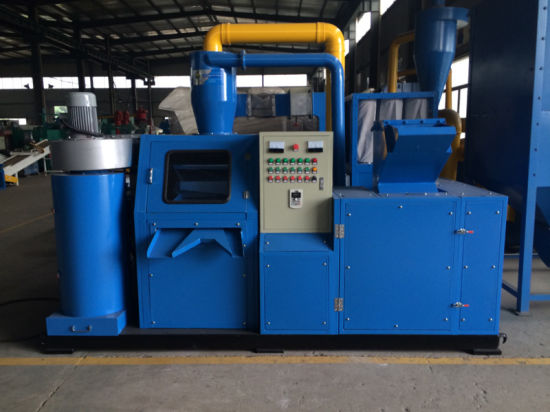 Fully Automatic Wire Sripping Machine (Copper and coat separated automaticaly)