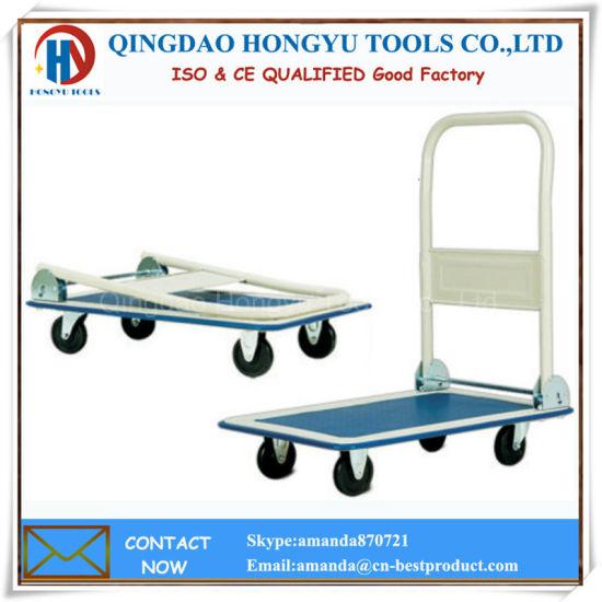 China Folding Platform Tool Cart