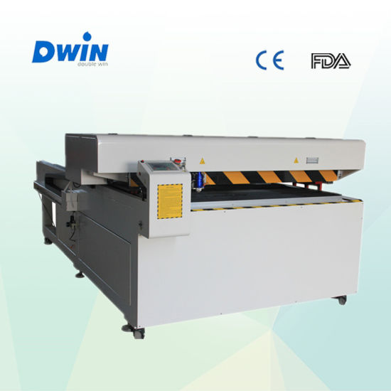 Dw 1325m Metal and Nonmetal CO2 Laser Stainless Steel and Acrylic Cutting Machine with Ce FDA ISO Certification