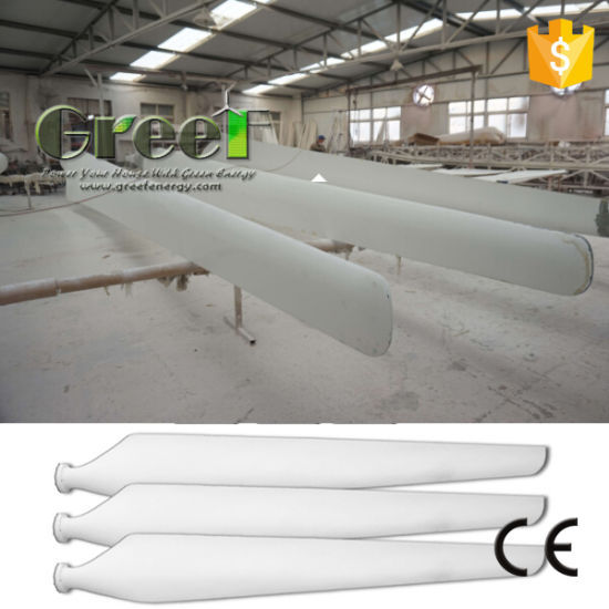 1kw 10kw 100kw Small Wind Turbine Blades Price pictures & photos