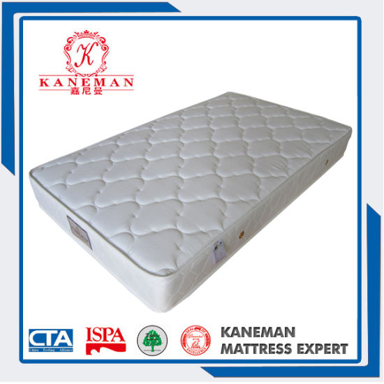 2016 Hotel Mattress Queen Size Bonnell Spring Bed Mattress pictures & photos