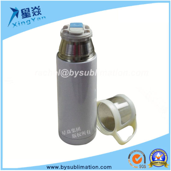 350ml Sublimation Vacuum Flask with Lift Rope pictures & photos
